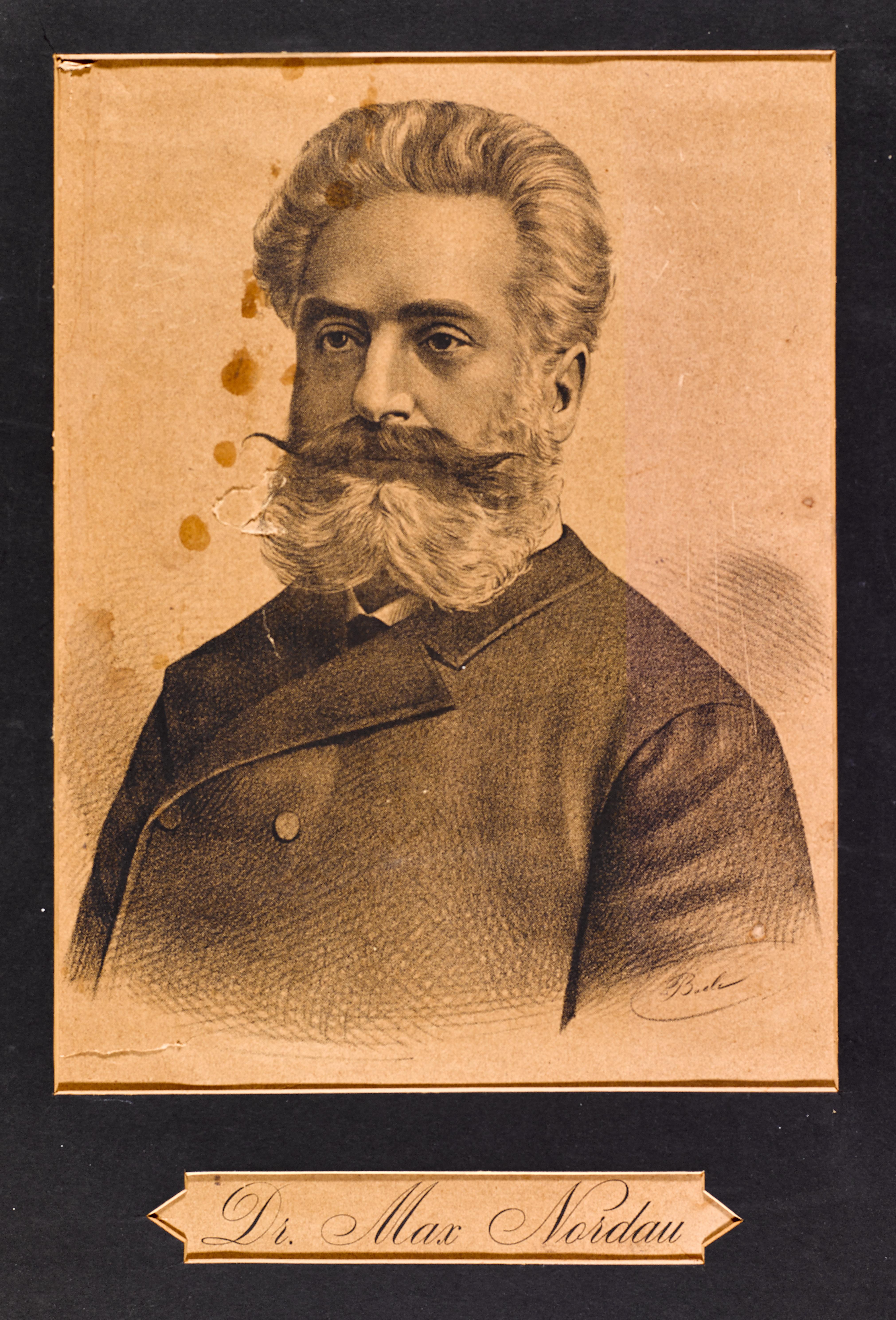Dr Max Nordau