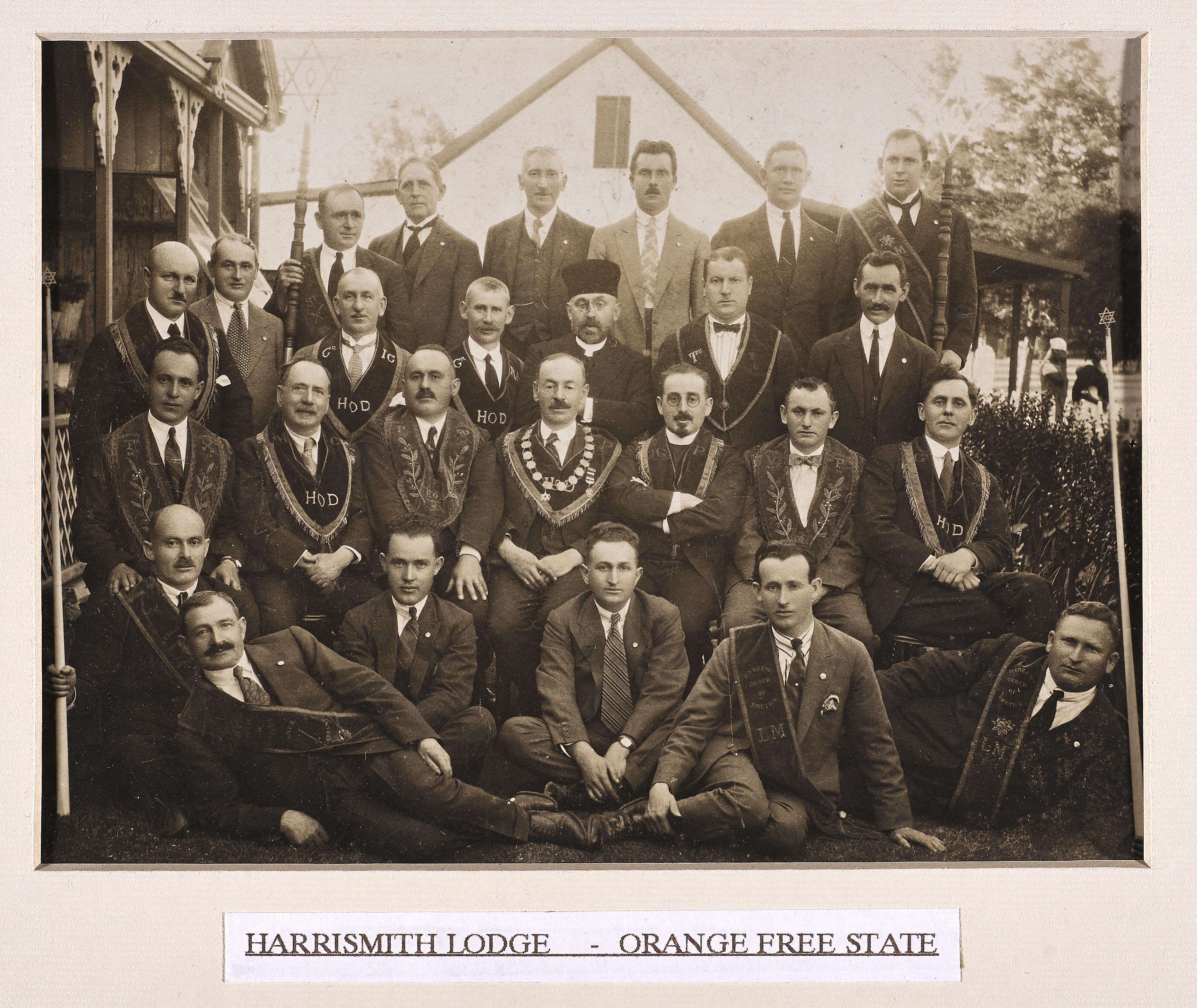 Harrismith Lodge