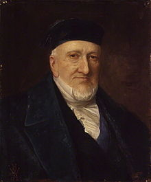 Painting of Sir Moses_Montefiore 1881