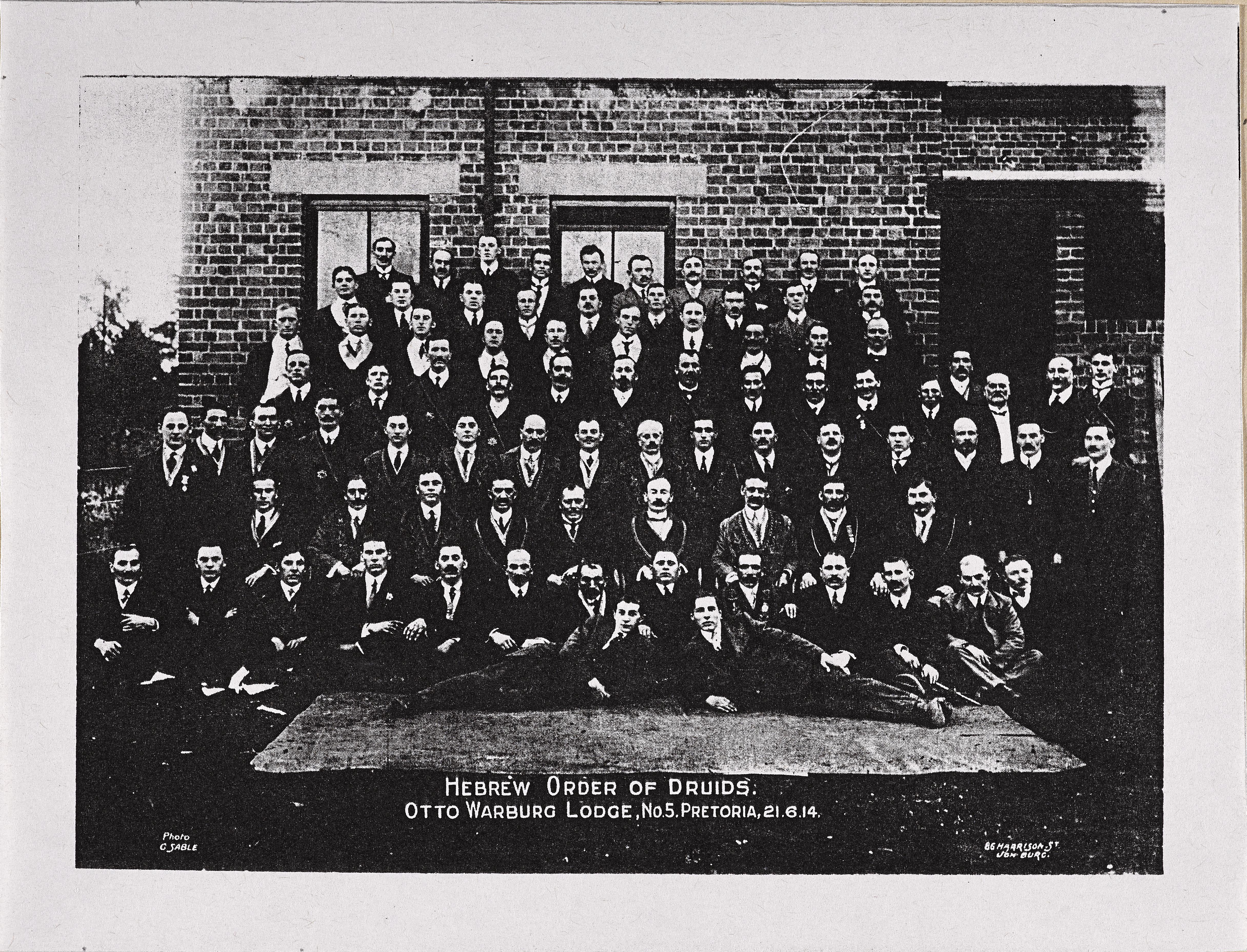 Otto Warburg Lodge